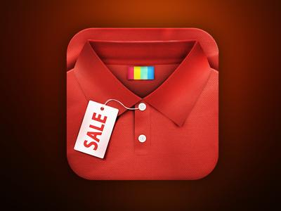 Polo shirt Icon polo red detail shirt icon ios instagram clothes sale