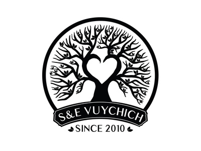 Logo design for a family, creative workshop