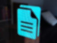 Distressed Icon