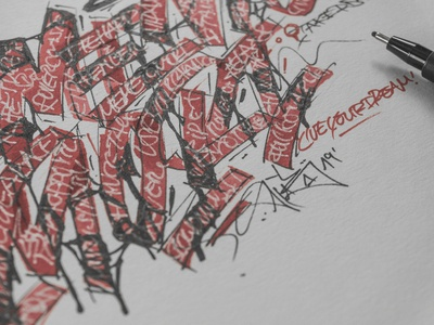 """Memento Mori"" close-up"
