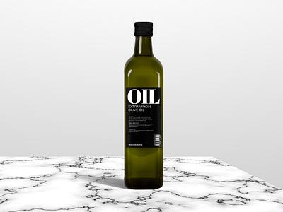 Olive oil - Mockup packaging label design bottle label mockup logo photo mockup oil branding typogaphy photoshop bottle mockup design mock-up bottle label mock-ups mock ups mock up olive oil mockup design mockup