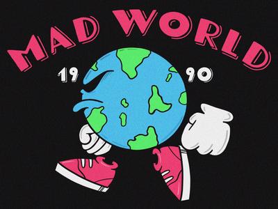 Mad world 1990