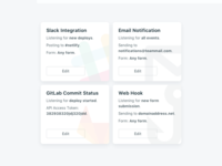 Integrations (2.0 Sneak Peak)