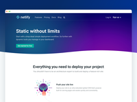 New Netlify Site: Features