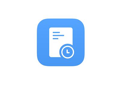 FluxNote editor text markdown icon app ios productivity