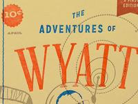 Wyatt in Print