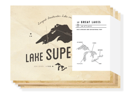Great Lakes Prints