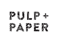 Pulp + Paper