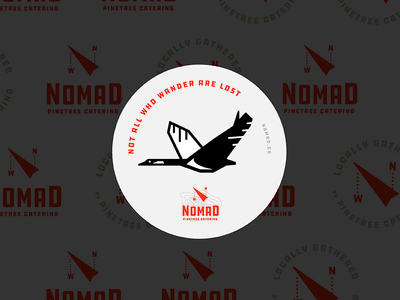 Nomad - Sticker Mule