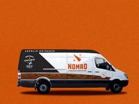 Nomad van mockup
