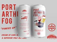 Port arthur s fog can