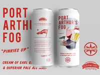 Port Arthur's Fog Beer