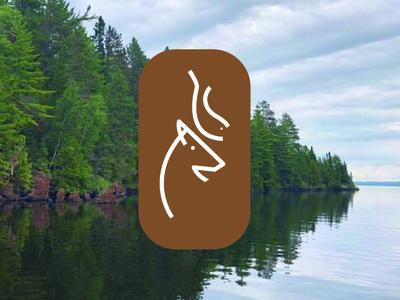 Pine Point Resort idenity branding brand flyfishing fly fishing fishing outdoors logo