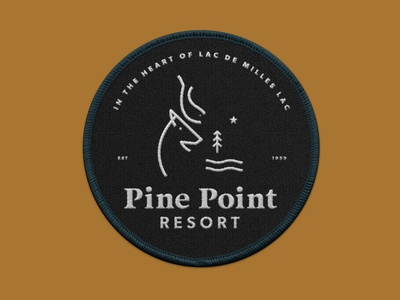 Pine Point Patch