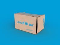 Unicef 360 VR Unit 3D model