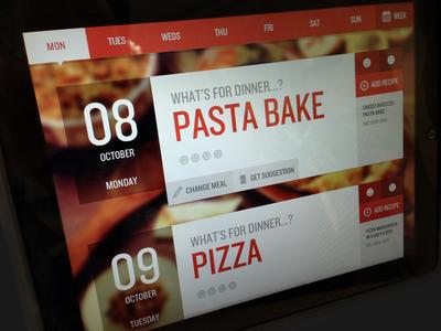 Meal Planner App