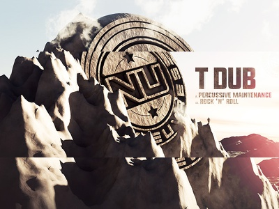 NU MANOEUVRES: T DUB RELEASE ARTWORK promotion