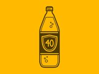 40 oz