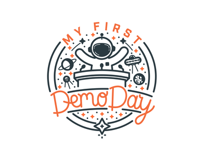 Demo Day Shirt Design