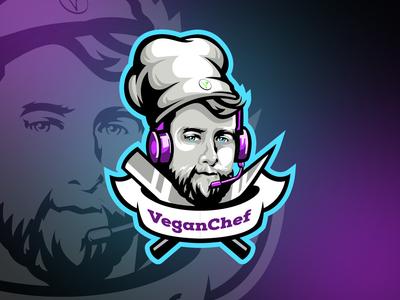 VeganChef logo