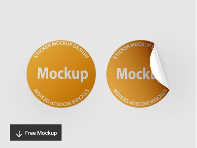 sticker mockup free download website inspiration mockup design sticker design freelance mockupo mockups download psd freebie sticker mockup
