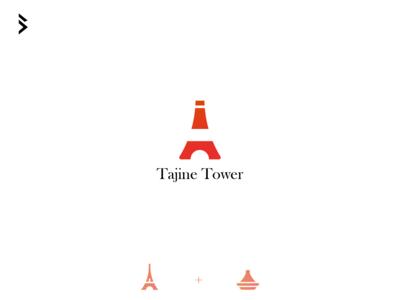 Tajine Tower logo for restaurant