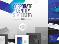 Corporate Business Identity Stationery Pack