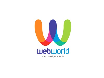 Web World W Letter Logo free logo logo inspiration logo we developer website www big w colorful w w letter w logo world logo web web logo