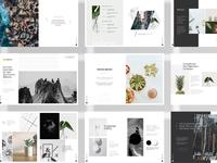 Photography & Portfolio Brochure v2 product showcase portfolio brochure photography brochure portfolio brochure
