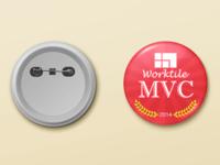 Worktile MVC Badge