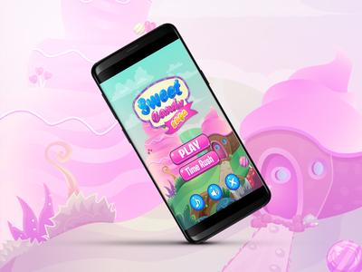 Game Design Match 3 Candy