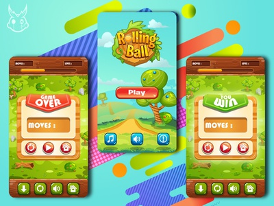 Game Design Rolling Ball