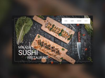 Sushi UI