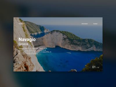 Tourism UI