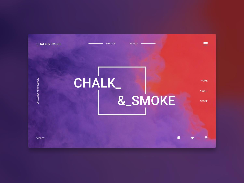 Smoke UI icons flat logo icon branding website web vector ux ui typography type minimal lettering illustrator illustration design brand art app