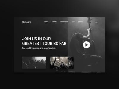 Concert UI