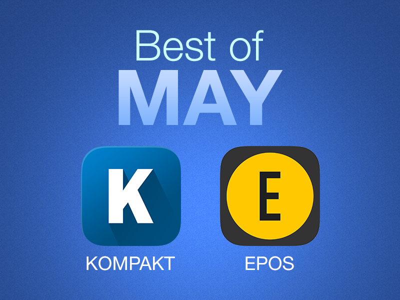 Best Of May best of may kompakt epos icon app store