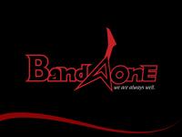 """Band A one"" Logo"