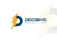 Decisive logo