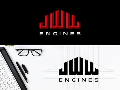 """JWW eneines"" logo"