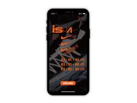 Daily UI #014 Countdown Timer for NIKE ISPA