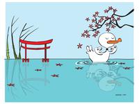 Zen Duck
