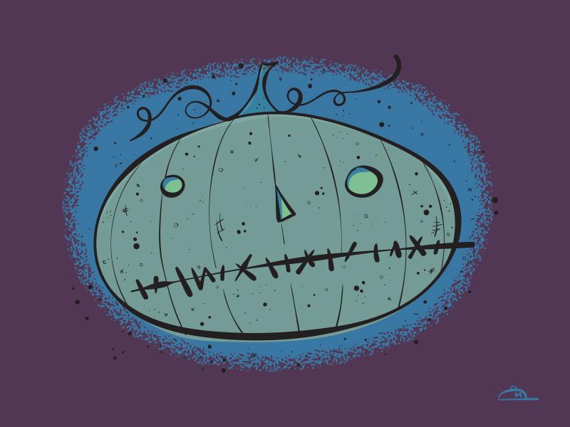 Halloween o' Lantern halloween pumpkin
