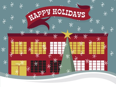 2012 Company Holiday Card