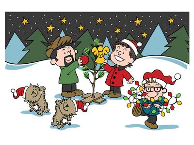 2019 Family Christmas Card