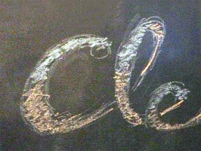 Chalk type