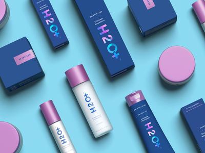 H2O+ Sensitive Skin Packaging