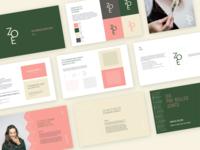 Zoe.la Brand Book