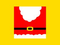 Santa Claus - Pure CSS Illustration