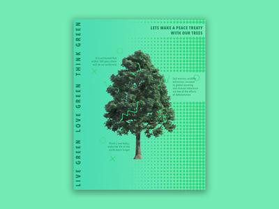 Deforestation | Poster